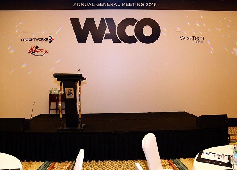 WACO-System 2016 AGM Dubai