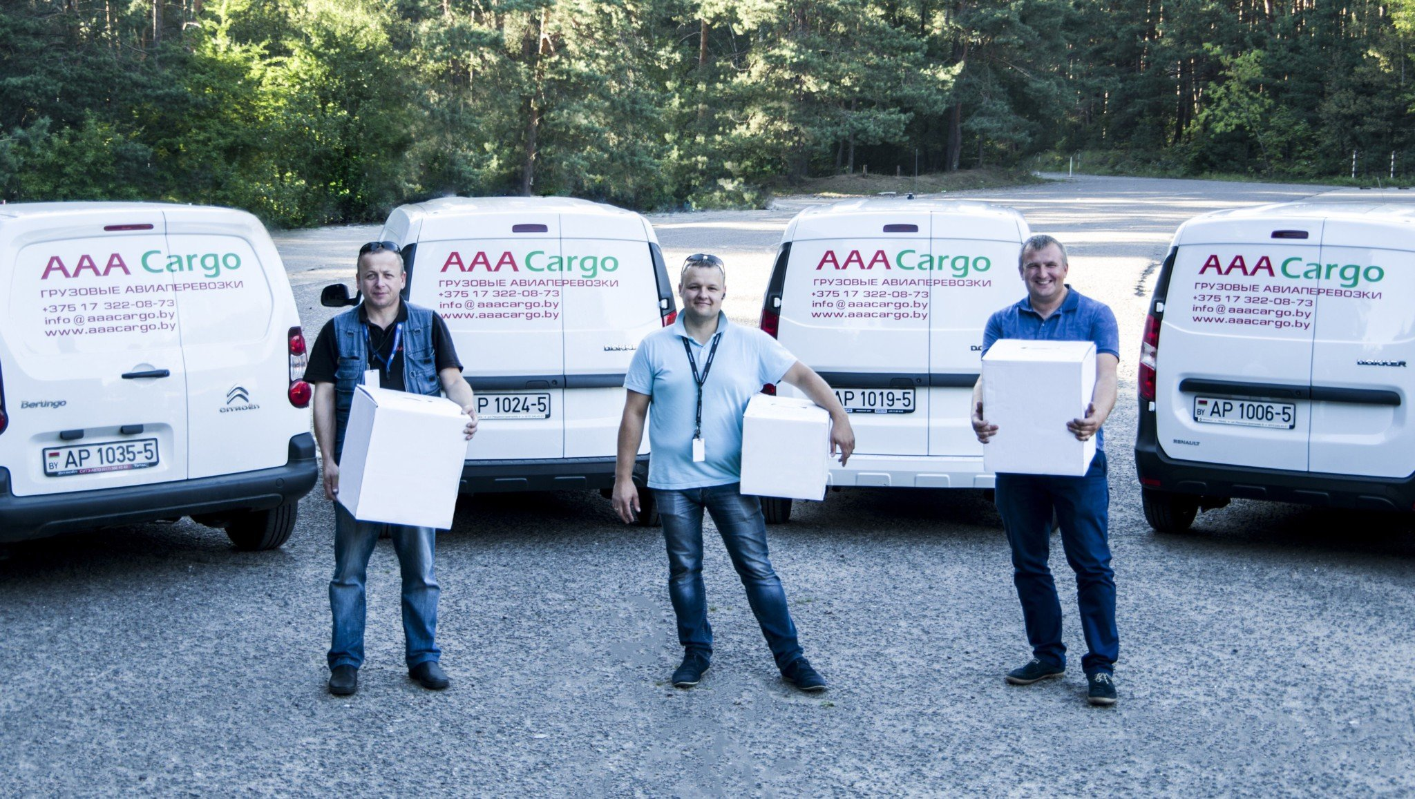 THE WACO SYSTEM APPOINTS AAA-A2 CARGO AS ITS MEMBER FOR RUSSIA